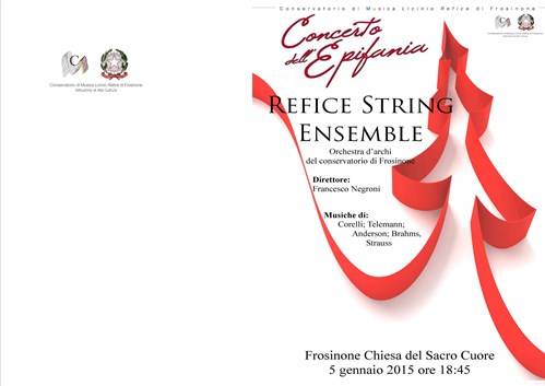 Refice String Ensemble 1