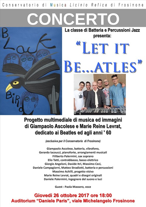 "Concerto ""Let it Be...atles"""